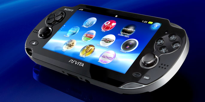 Los juegos de lanzamiento de PS Vita