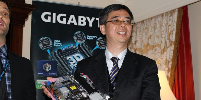 Gigabyte en el CES 2012