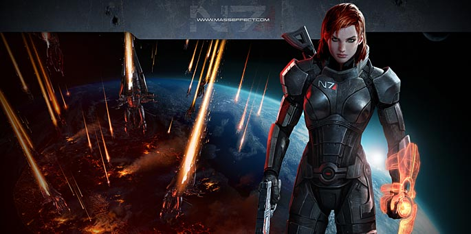 Mass Effect 3 (Female Sheppard)