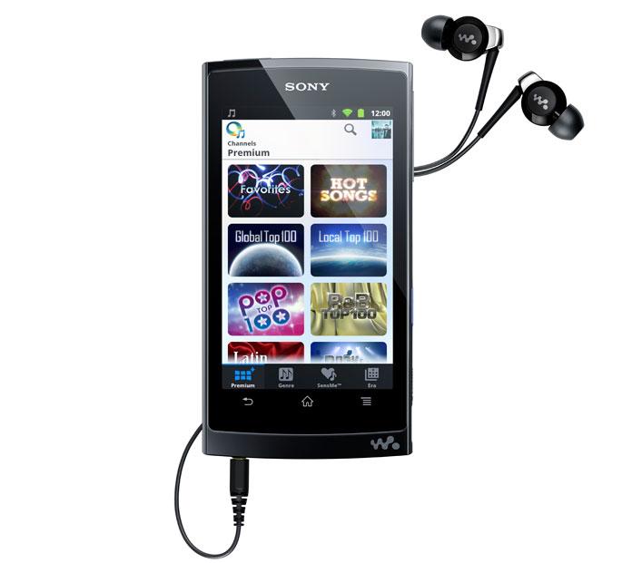 Sony Smartphones en el CES 2012