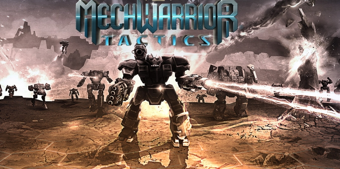 ¡MechWarrior Tactics es algo!