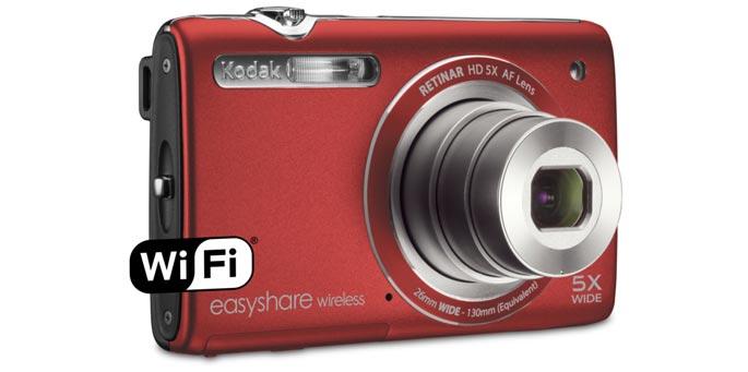 Kodak Easyshare M750 Wireless
