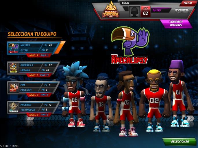 Basket Dudes 2.0