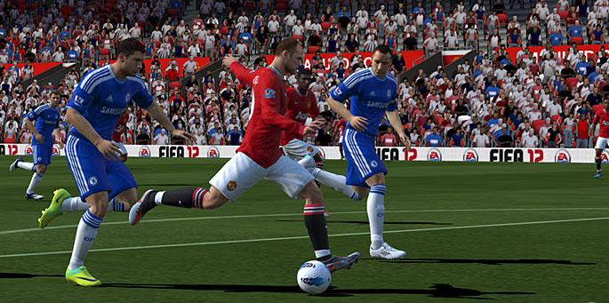FIFA Football para PlayStation Vita