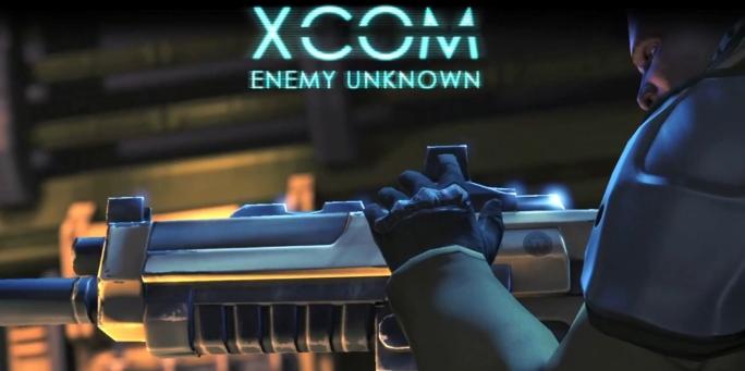 Primer video del buen XCOM