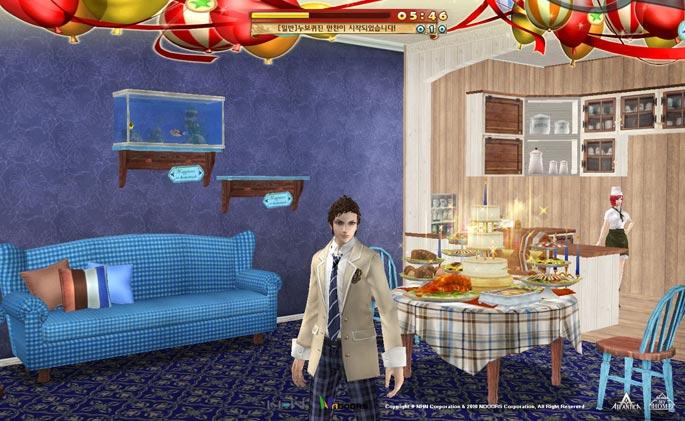 Atlantica Online - Mi Casa