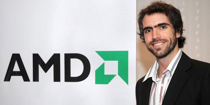 Bernardo Miretzky, Especialista en Tecnología de AMD para América Latina de Habla Hispana