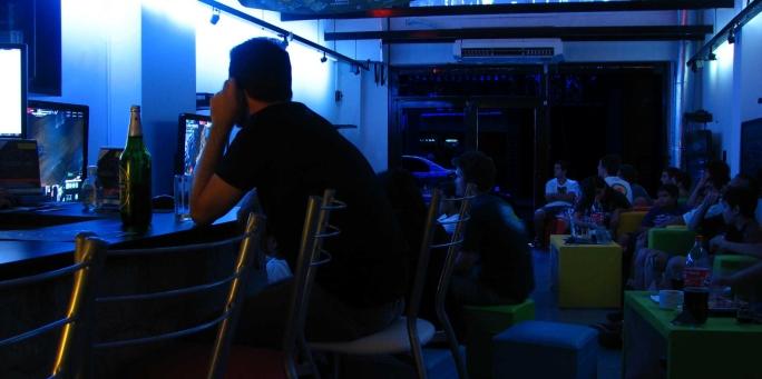 Irrompibles en Geek Lounge