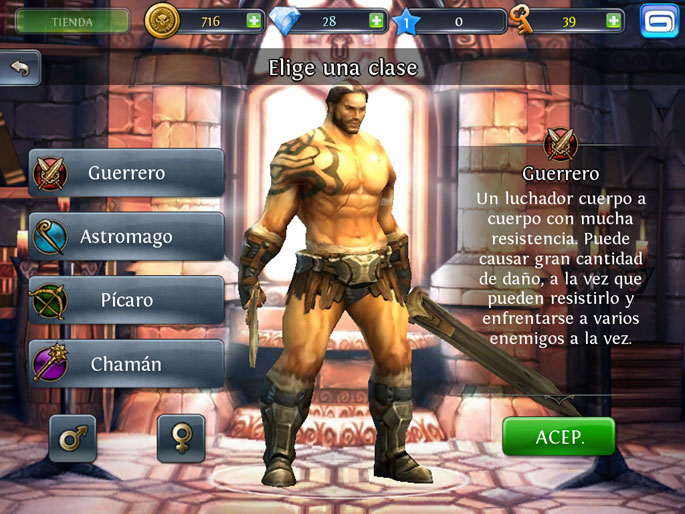 Dungeon Hunter 3 Android