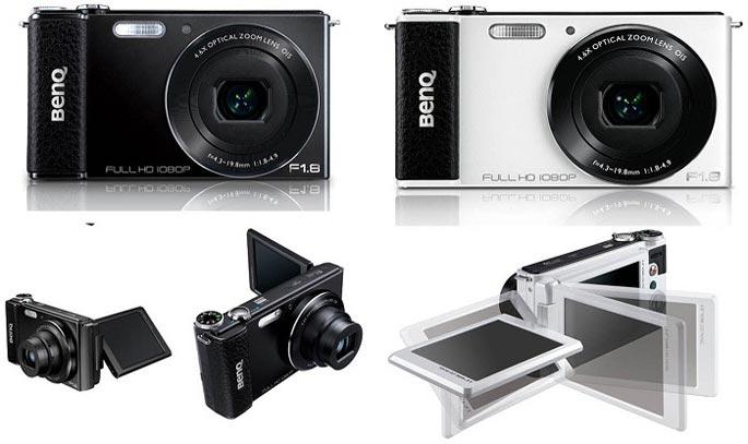 BenQ G1 camera