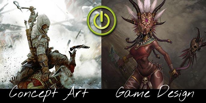 Image Campus: Concept Art & Game Design