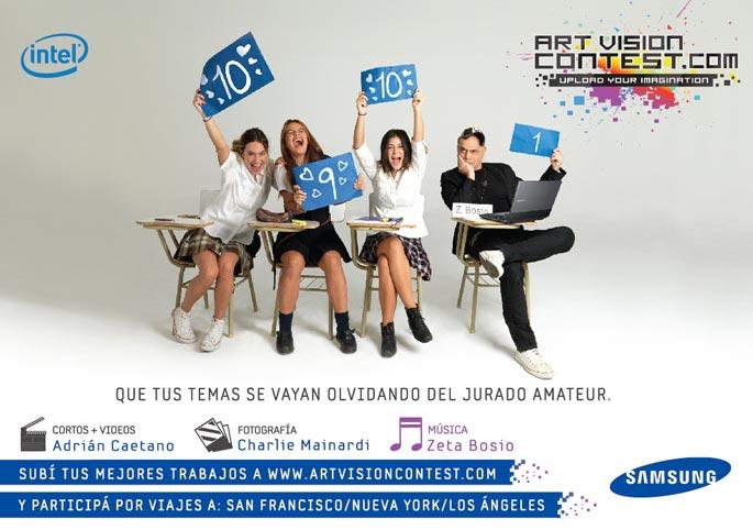 Intel-Samsung-Art-Vision-Contest