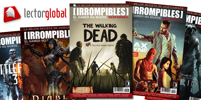 [IRROMPIBLES] en Lector Global