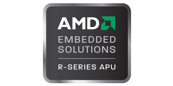 AMD Embeded Solutions R-Series APU