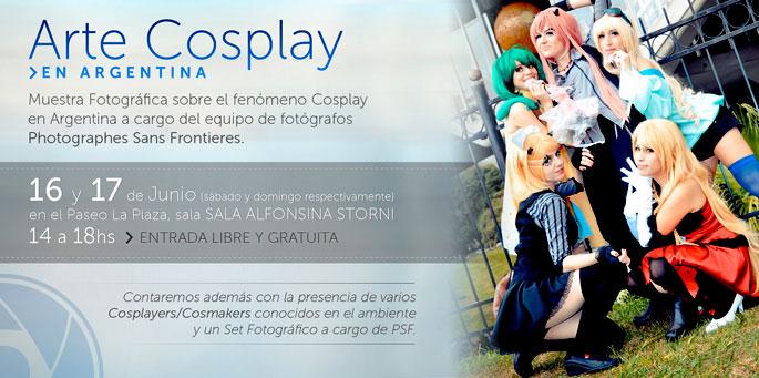 Arte Cosplay en Argentina