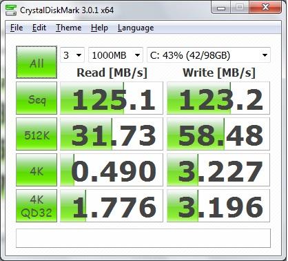 CrystalMark RAIDWD