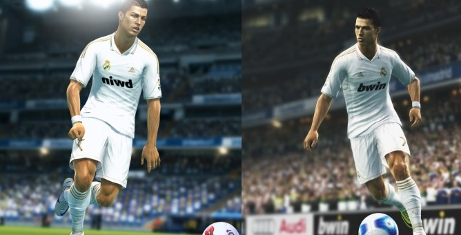 FIFA vs. PES