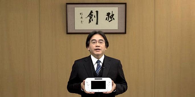 Nintendo Wii U en la E3 2012: Satoru Iwata
