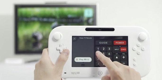 Nintendo Wii U en la E3 2012