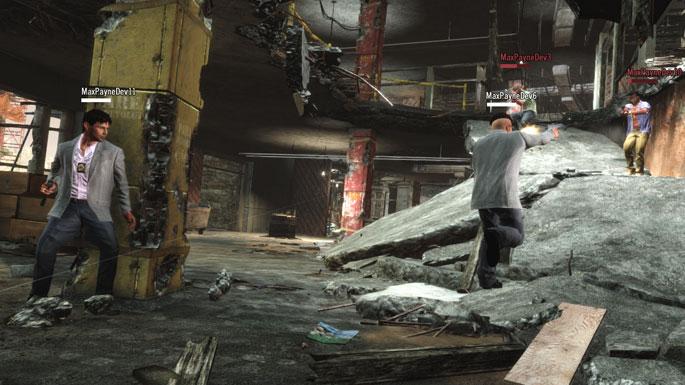 Max Payne 3 Local Justice DLC