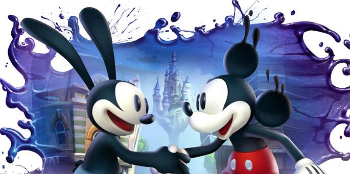Disney Epic Mickey 2: El Poder de Dos