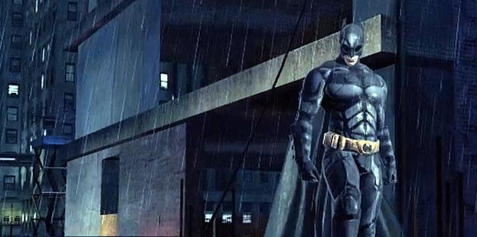 Gameloft The Dark Knight Rises