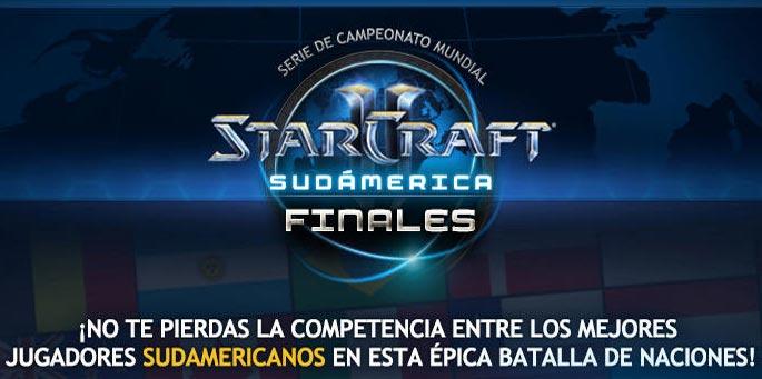 StarCraft II: Finales Sudamerica 2012
