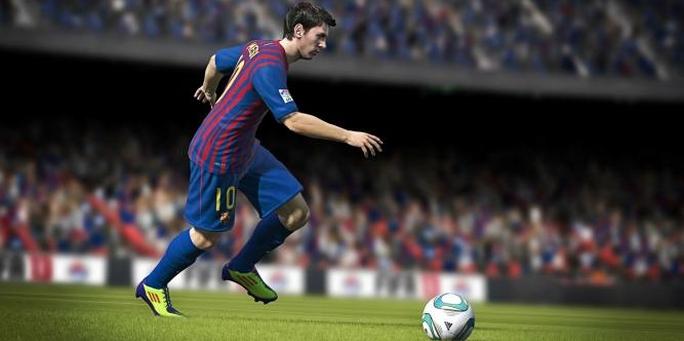 FIFA13: Primer contacto