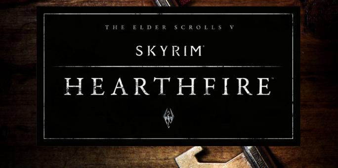 Hearthfire te permite construir en Skyrim