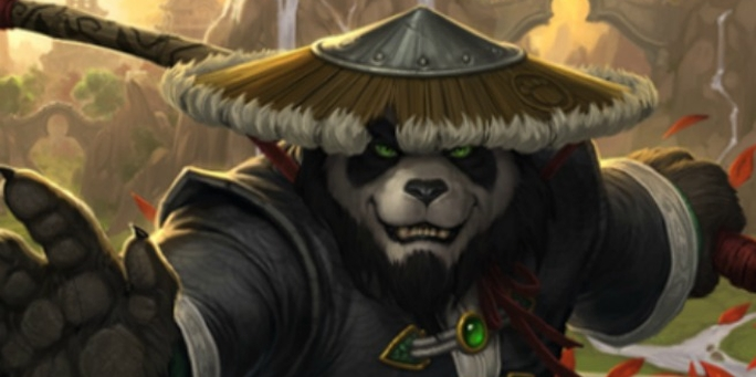 Irrompibles en la presentación de Mists of Pandaria