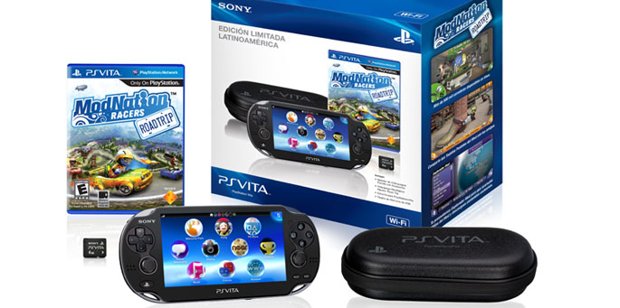 PS Vita disponible en Argentina