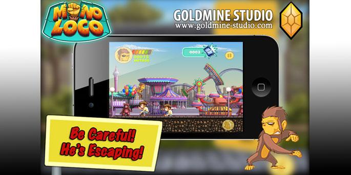 Goldmine Studios presenta Monoloco