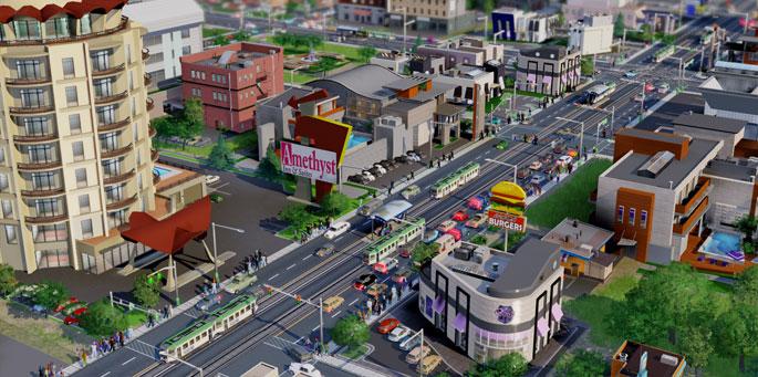 SimCity para Mac