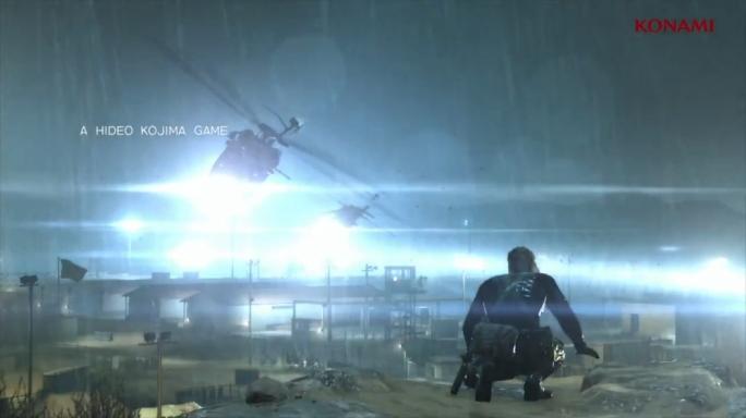 Metal Gear Solid: Ground Zeroes, lo que sabemos