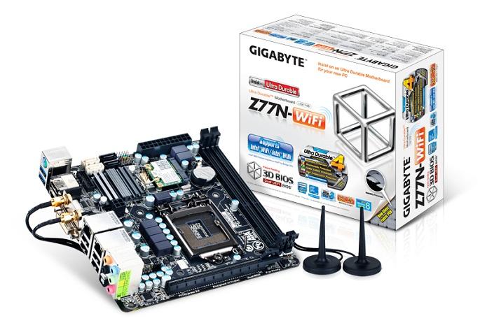 GIGABYTE Serie 7 Mini-ITX