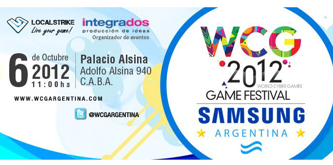 WCG Argentina 2012