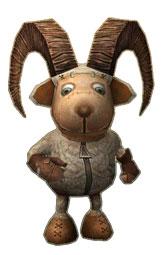 Rakion Goat Costume