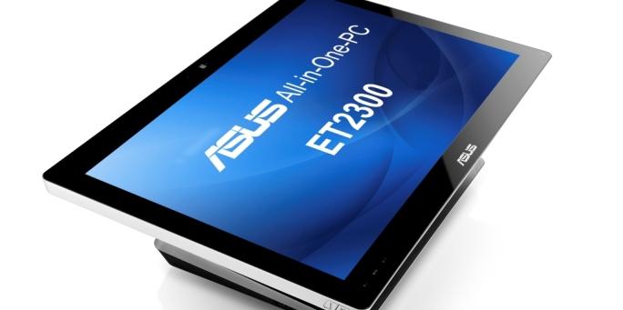 "ASUS Introduce Windows 8-ready en su All-in-One Serie ET2300 de 23"""