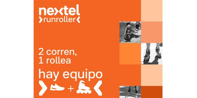 Nextel RunRoller