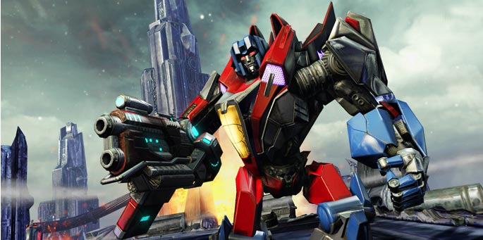 Transformers: Fall of the Cybertron