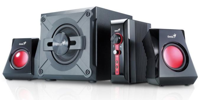 GX Gaming Parlantes SW G2.1 1250
