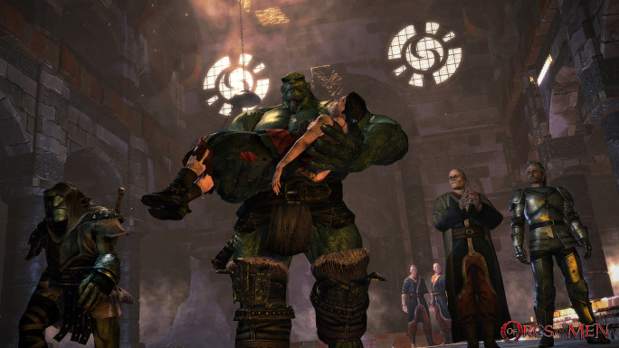 Of Orcs and Men Review