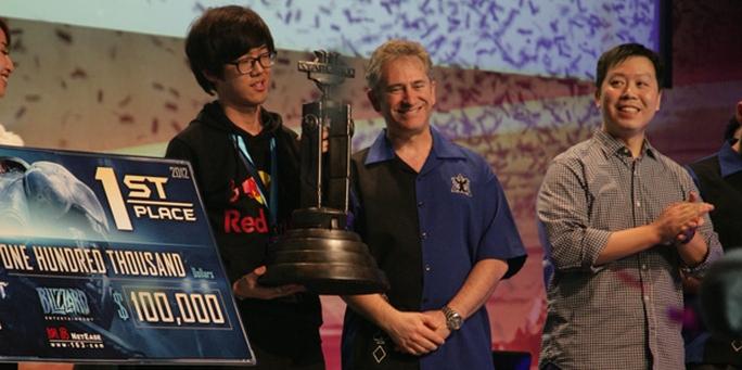 Se celebraron las finales del Battle.net World Championship