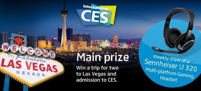 Sennheiser Gaming te lleva a Las Vegas
