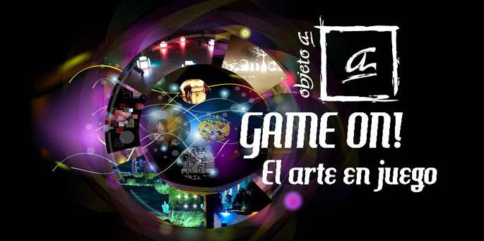 Game On 2012 en el Centro Cultural San Martin
