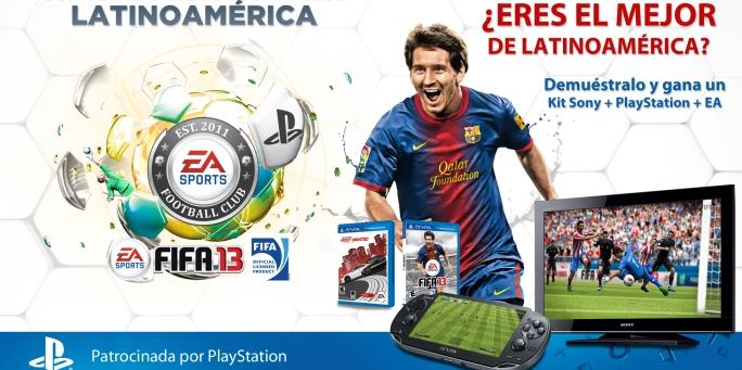 Copa EA SPORTS Football Club Latinoamérica