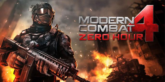 Gameloft: Modern Combat 4