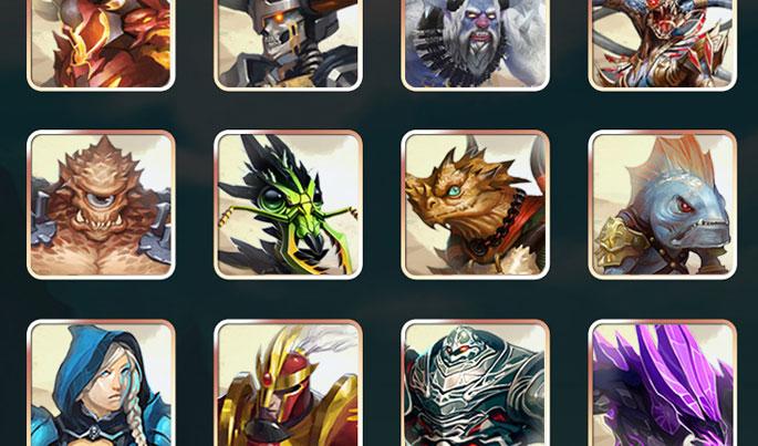 Heroes of Order & Chaos Online