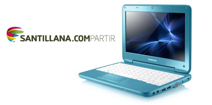 Samsung y Santillana