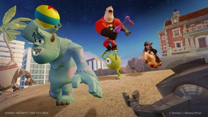 Un vistazo a Disney Infinity